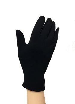 画像1: 撥水手袋(黒)