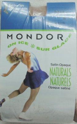 画像1: 子供用 MONDOR 3374(厚地・練習用・ストラップマジックテープ付)