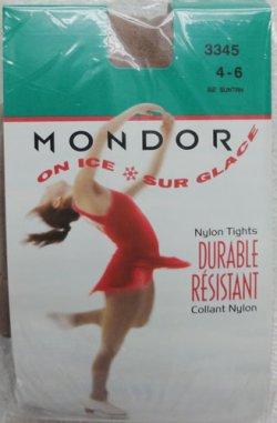 画像1: 大人用 MONDOR 3345(薄地・試合用)
